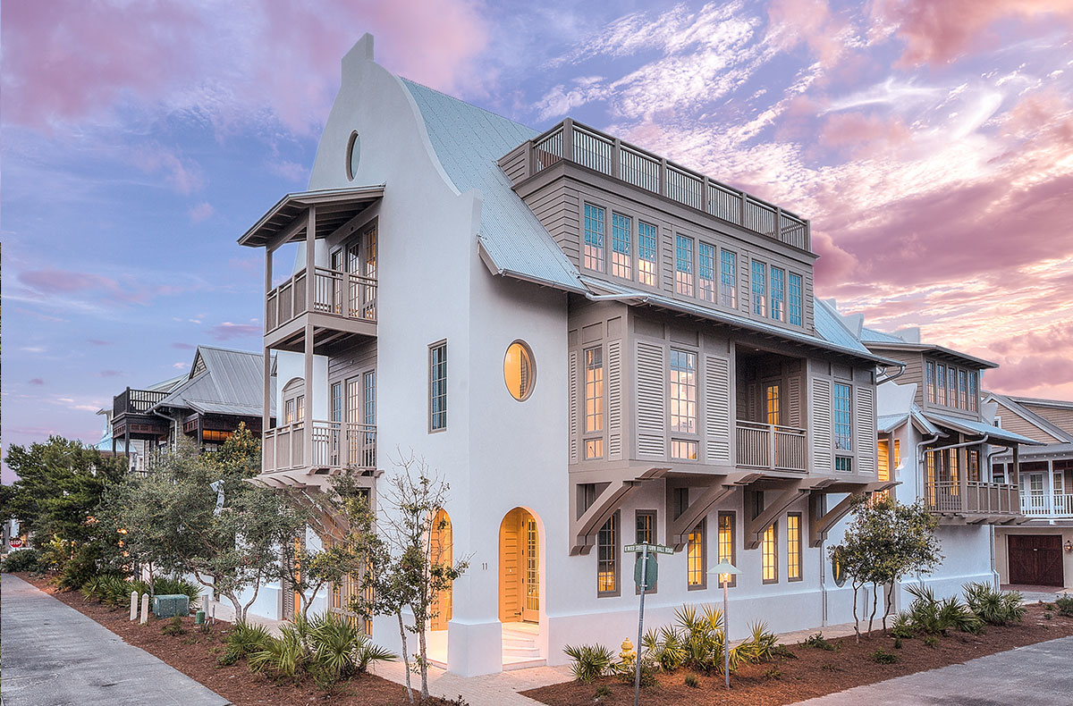 11 Town Hall | Rosemary Beach, FL