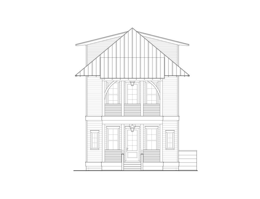 2,650 SF Residence #2